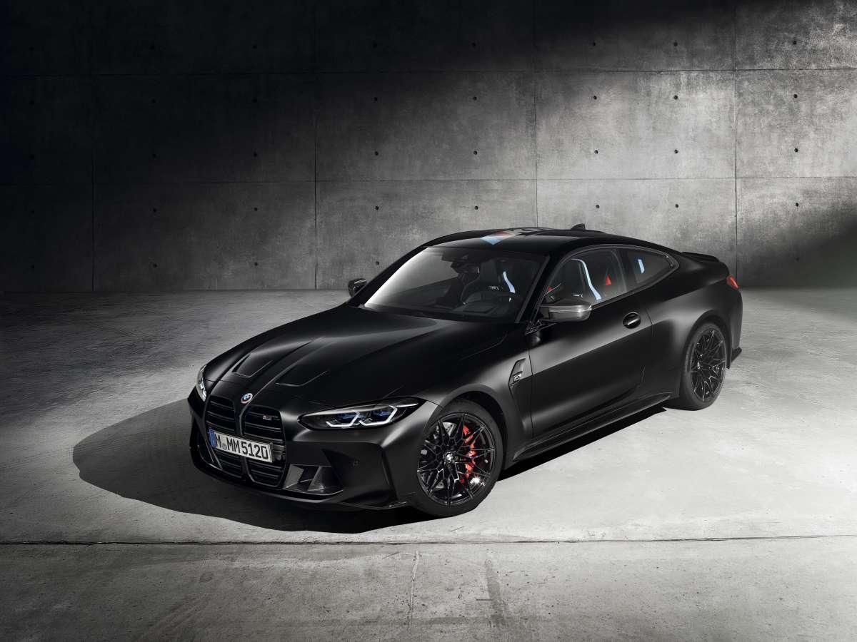 BMW x KITH bmw m4 competition x 9