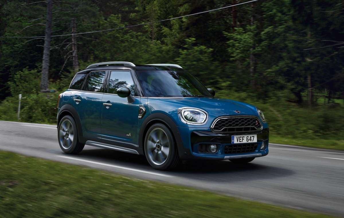 MINI Countryman Tactical Dynamic Front 3 4 Image New Car 2018 High Resolution JPEG
