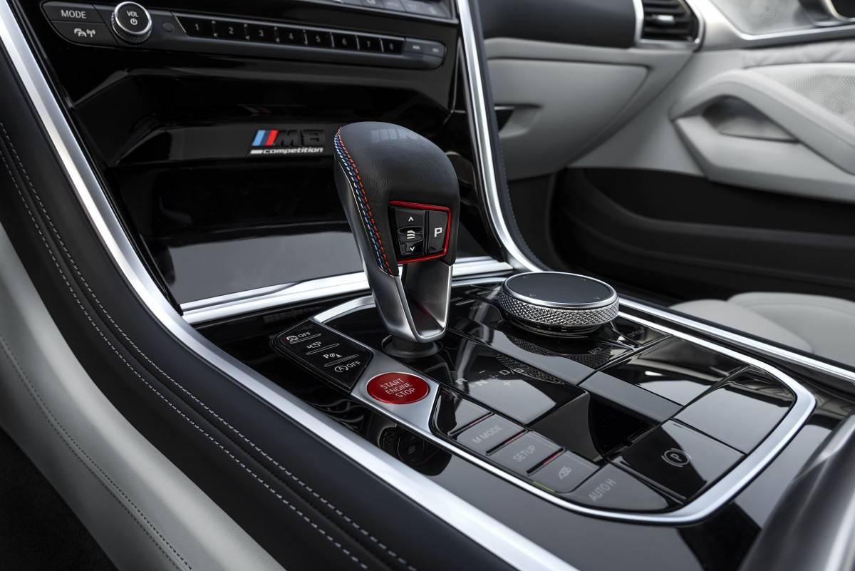 BMW M8 GC Interior 1
