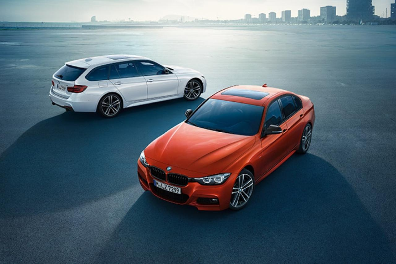 3 Series Shadow Editions