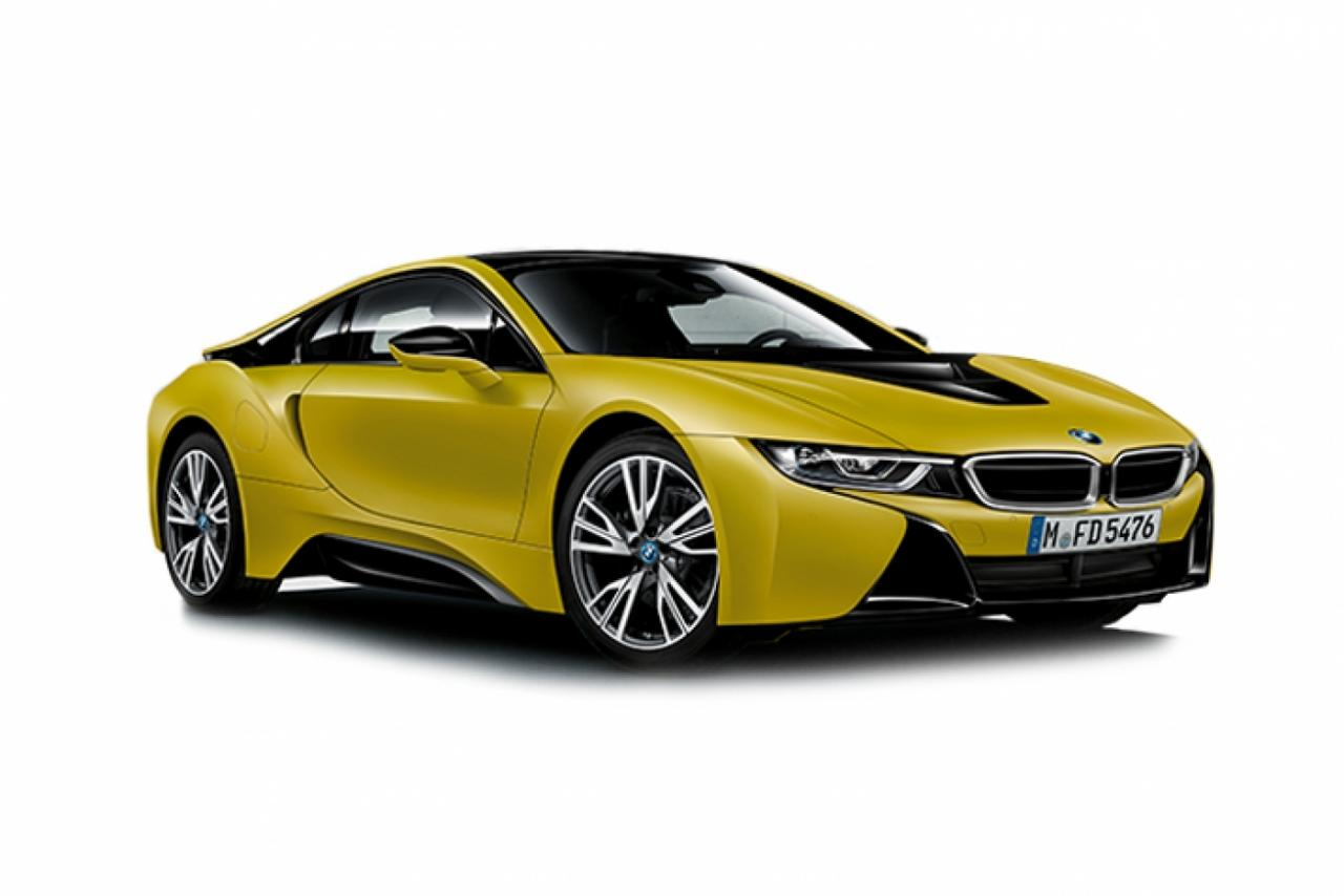 Yellow Edition Bmw I8 1400 934 S C1