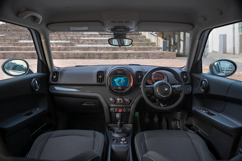 2019 MINI Countryman Classic Interior Shot Original File