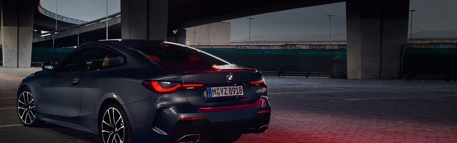 M4 Competition Exterior Features