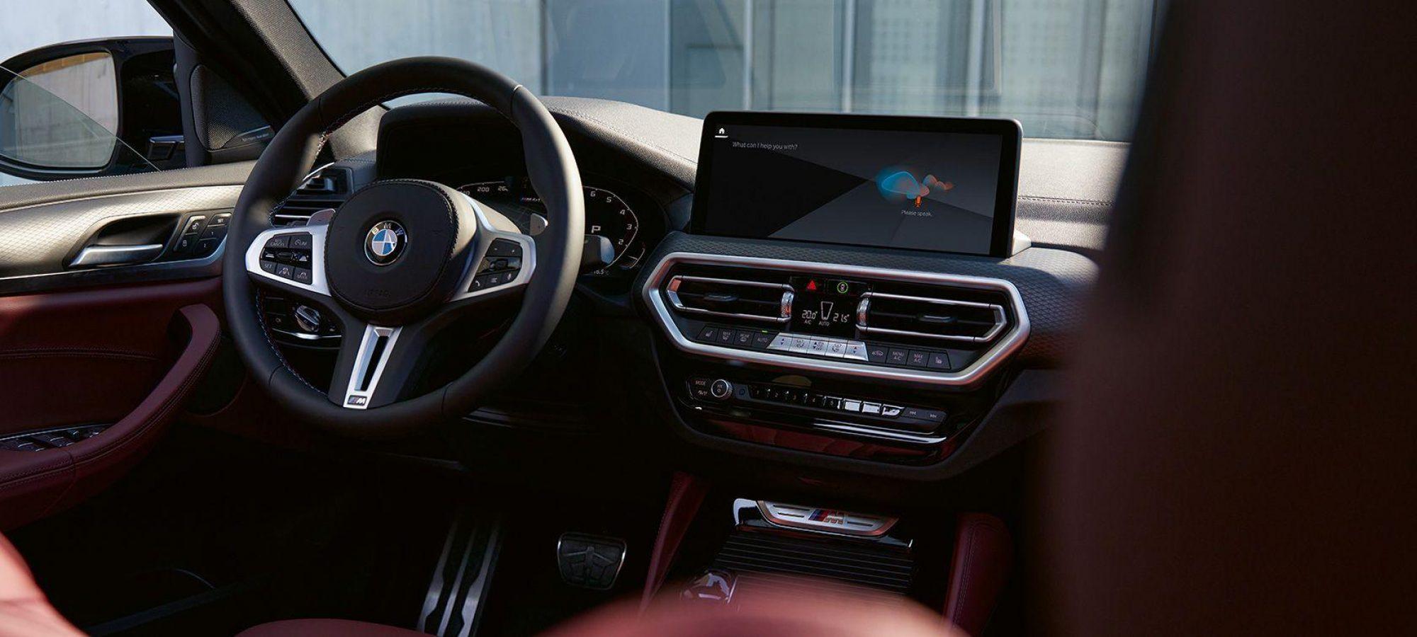 2020 BMW M4 front