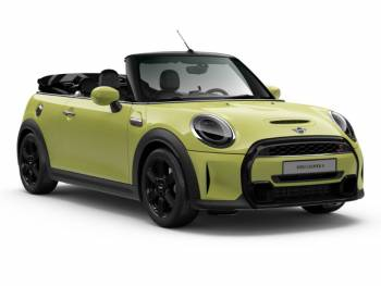 New MINI MINI Convertible