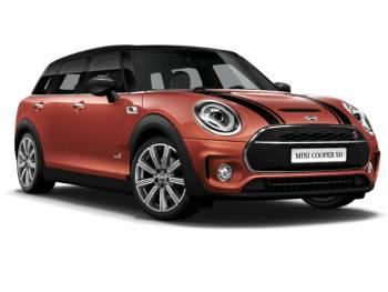 New MINI MINI 5-door Hatch