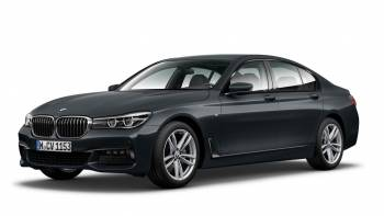 New BMW 7 Series