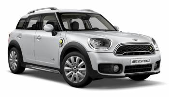 New MINI Countryman PHEV