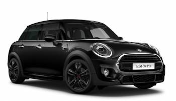 New MINI MINI 5-door Hatch