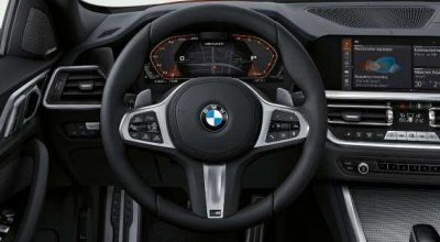 Variable sport steering with Servotronic.