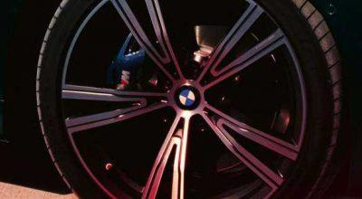 Impressive wheels.
