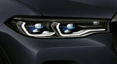 BMW Laserlight.