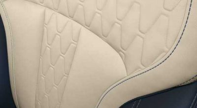 High-quality leather design.