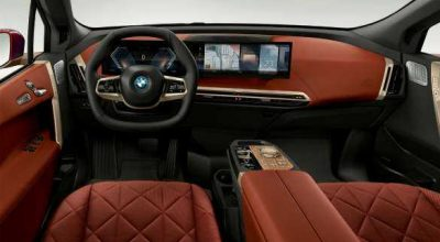 Hexagonal Steering Wheel.