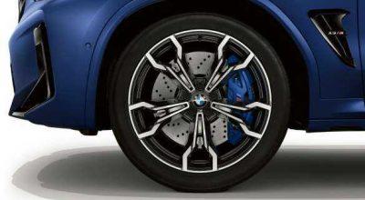 Premium M Wheels.