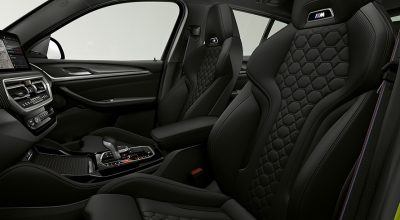 M Sport Seats.
