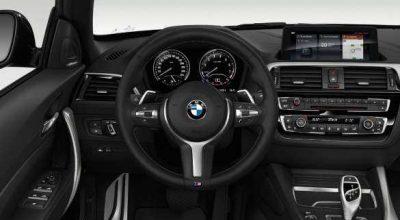 Variable sport steering.