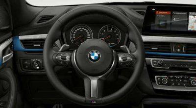 M Sport steering.