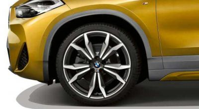 Wheels and arches.