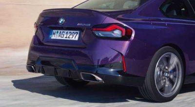 Expressive Rear Design.