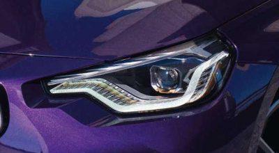 Adaptive LED Headlights.
