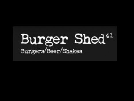 burger shed Logo