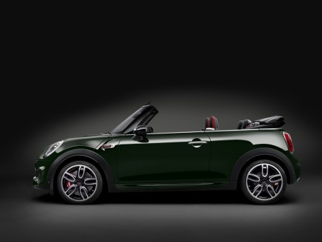 MINI JCW Convertible Side