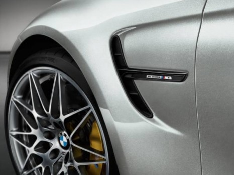 New BMW M3 Side
