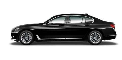 BMW 740 Li Exclusive Saloon