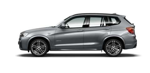 BMW X Series Image