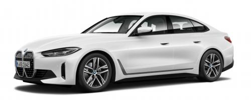New BMW i4 Gran Coupé