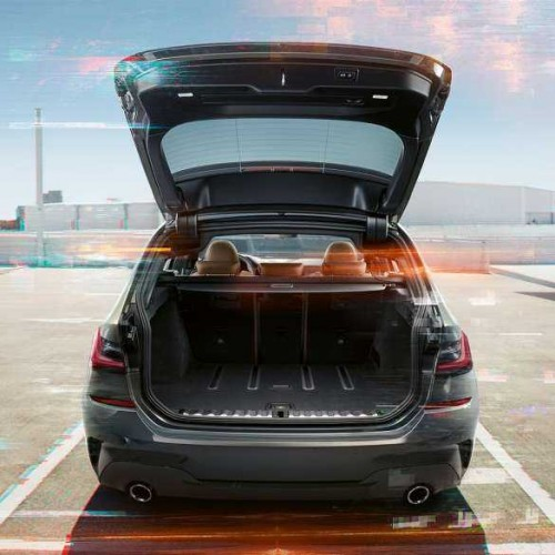 X5 M Competition Rear Dynamic