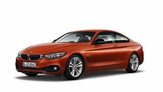 New BMW 4 Series