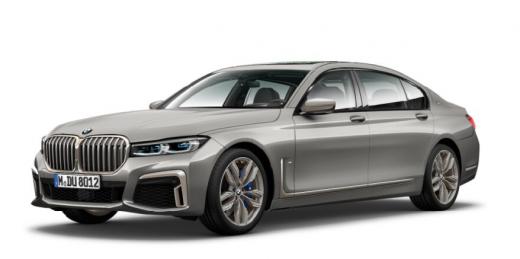 New BMW 7 Series