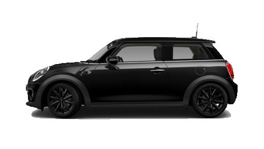New MINI Black Edition