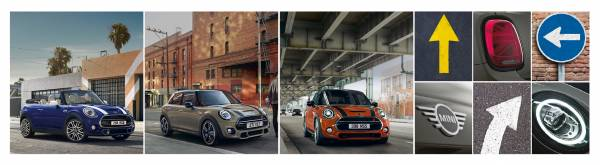 TAKE A MINI DETOUR. SEE THE NEW MINI HATCH.