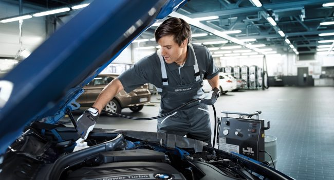 Condition Based Servicing (CBS)