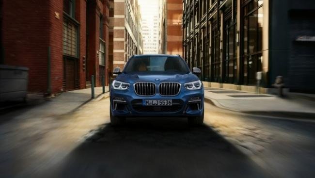 Bmw X3 At A Glance Design 1920X1080 600 338 S C1