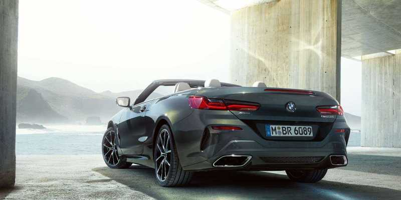 8 Series Convertible luxury