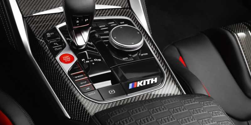 BMW x KITH bmw m4 competition x 2