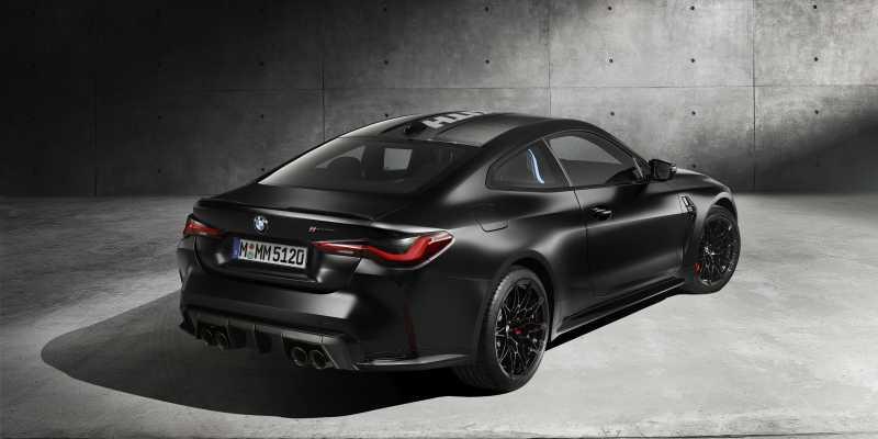 BMW x KITH bmw m4 competition x 7