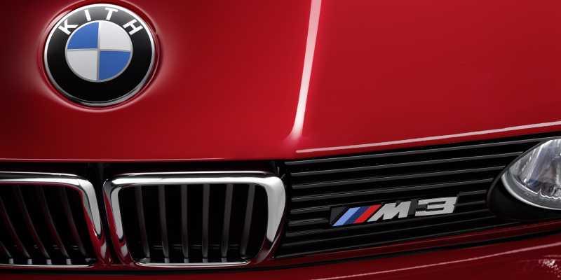 BMW x KITH bmw m4 design study 3
