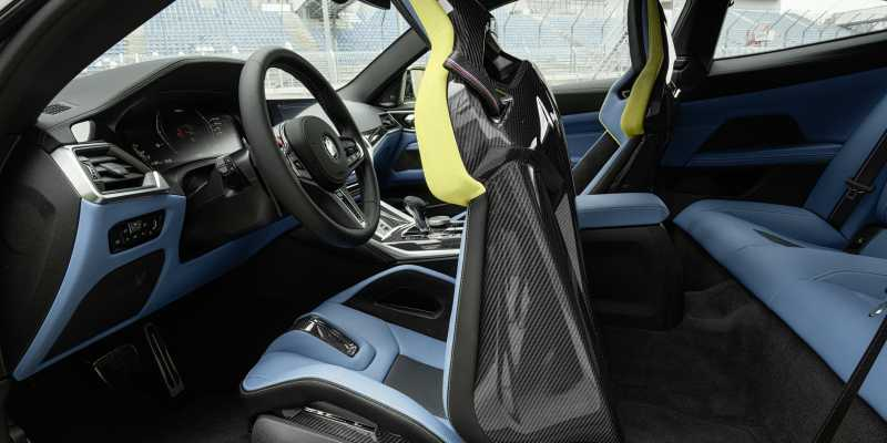 M4 Seats