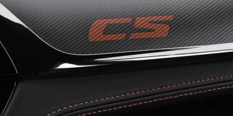 M5 CS Dashboard Badge