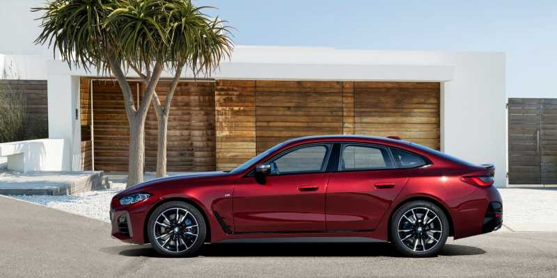 the all new bmw m440