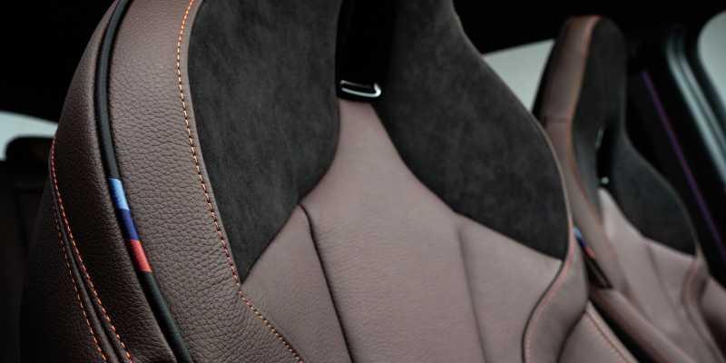 X2 Mesh seat close up