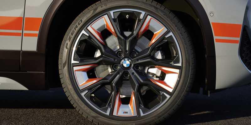 X2 Mesh wheel