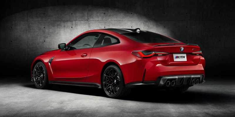 2020 BMW M3 and M4 front 2