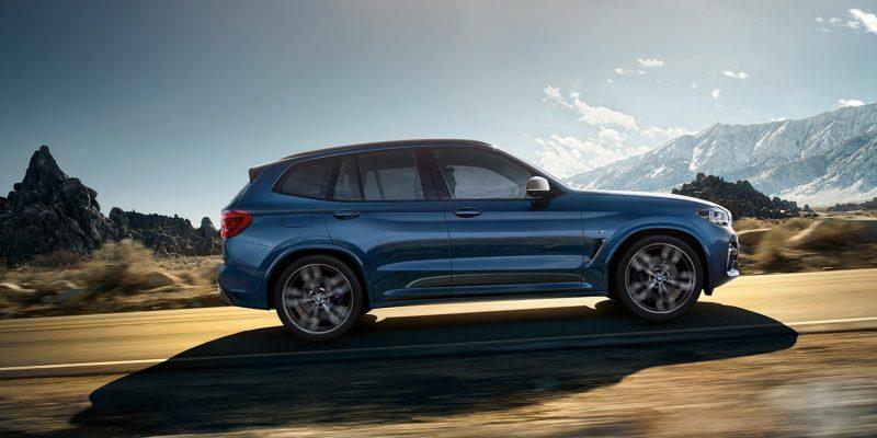 New BMW X3 M40i & M40d.