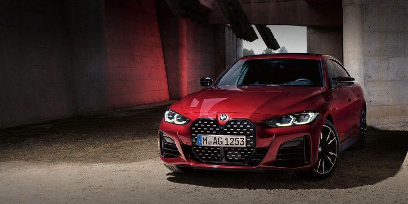 New BMW 4 Series Gran Coupé